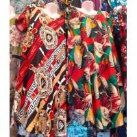 Платье женское штапель, разм. 54-58, цвета в ассортименте