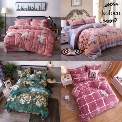 Комплект постельного белья евро размер