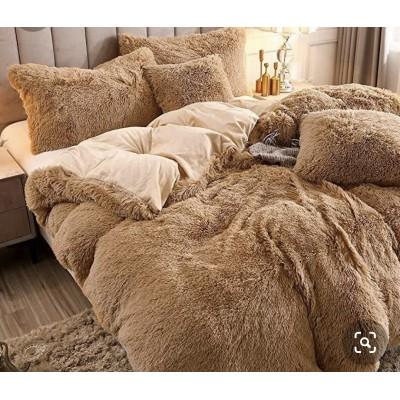 Меховое покрывало - одеяло 220*240см, разные цвета