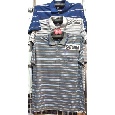Футболка мужская. Размер 5XL-8XL БАТАЛ (разные цвета в упаковке)