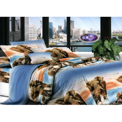 Комплект постельного белья Двойной 1001 НОЧЬ