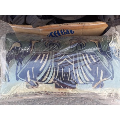 Декоративная подушка велюр с узором, р. 50*70, цвета и рисунки в ассортименте