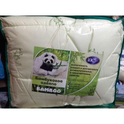 Одеяло 1001 ночь, 200/215, бамбук