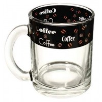 Кружка чайная «Кофе черный» 320мл