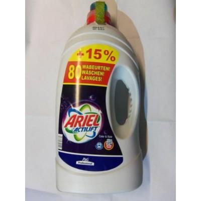 Гелевый порошок для цветного белья ARIEL, 5,65 литра
