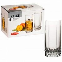 Набор стаканов для коктейля «Вальс» 275 мл.