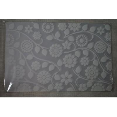 Салфетки прозрачный силикон 28*43. В упаковке 12 шт
