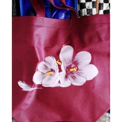 Эко сумка женская, размер 38x32x12см
