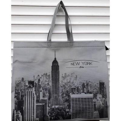 Эко сумка женская, размер 50x42x14см