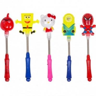 Светящиеся игрушки на держателе