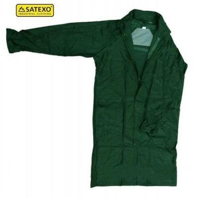 Плащ дождевик Satexo (зеленый), размер L-XL-2XL-3XL