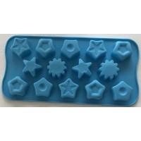 Силиконовая форма для конфет, Размер:21х11 см,  арт. 840-15A11233