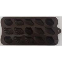 Силиконовая форма для конфет, Размер: 11х 21 см,  арт. 840-15A46630