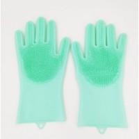 Силиконовые перчатки для мытья посуды, Размер: 31х 14 см, арт. 840-617528