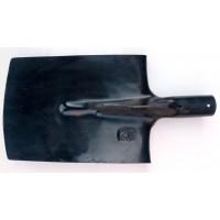 Лопата штыковая прямоугольная калённая (Метид, Днепропетровск)