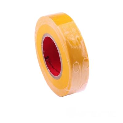 Изолента желтая 0,15мм х 18мм х 25м