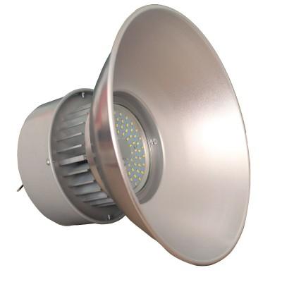 LED светильник для высоких пролетов 50W 6500K 4500Lm IP20 Ø39см