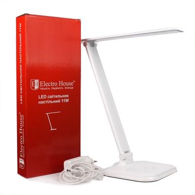 LED светильник настольный 11W 4100K 7200Lm белый
