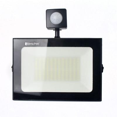 LED прожектор с датчиком движения 50W 6500K 4500Lm IP65