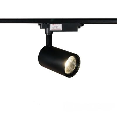 LED светильник трековый 20W черный 4100K 1800Lm