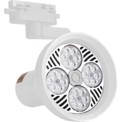 LED светильник трековый 25W белый со сменной лампой 4100K 2000Lm
