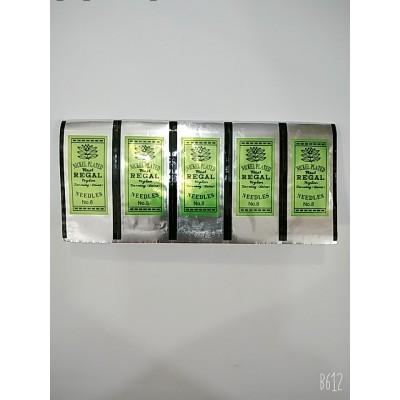 Иголки для бисера №8 в упаковке 20штук, цена за упаковку