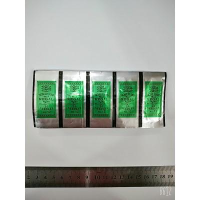 Иголки для бисера №12 в упаковке 20штук, цена за упаковку