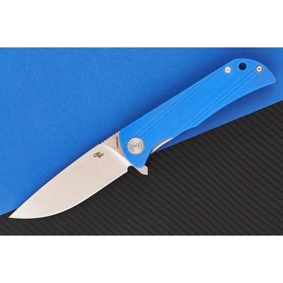 Нож складной CH 3001-G10-blue
