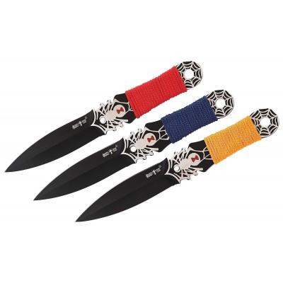 Ножи метательные 19837 (3в1)
