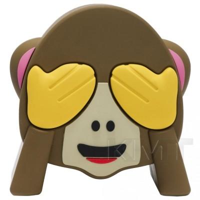 EmojiSeriesPowerBankFace smile— 8800 mAh — Monkey 1