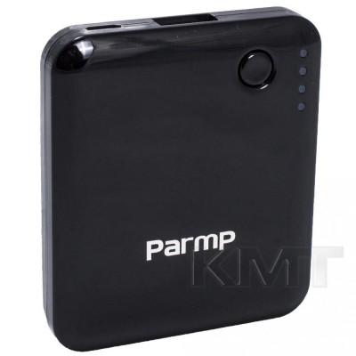Parmp UMP-11AA Power Bank —1500 mAh — Black