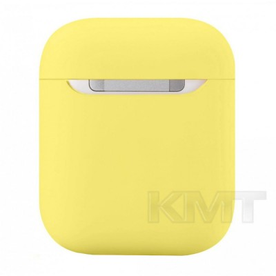Airpods Case 3 — Yellow
