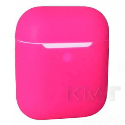 Airpods Case 3 — Neon Pink