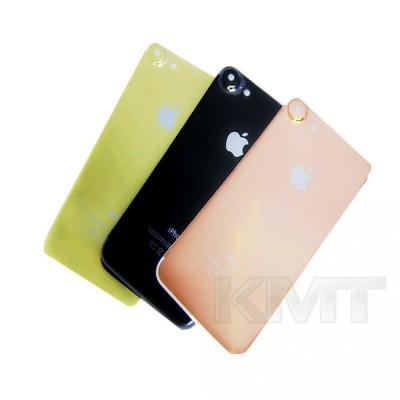Защитное Стекло Backside Silicone — iPhone 7 — Black