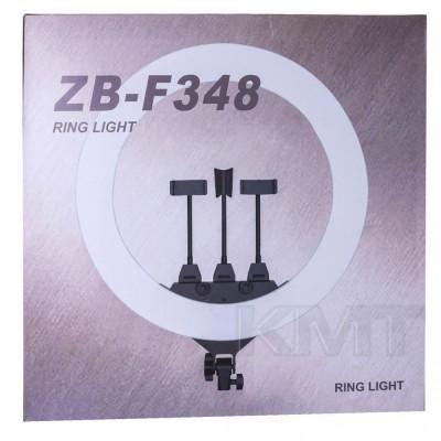 Лампа кольцевая LED 45 см