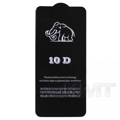 Защитное стекло 10D Xiaomi Mi 9 Lite ; Mi CC9 (Black)