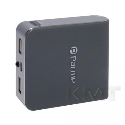 Parmp MPB-P10000 Magic Power Bank —10000 mAh — MultiColor
