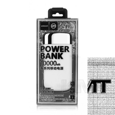 Joyroom D121 Chi Series Power Bank (10000 mAh)  — White