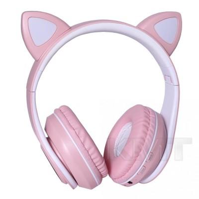 Наушники Bluetooth TUCCI P39 — Pink