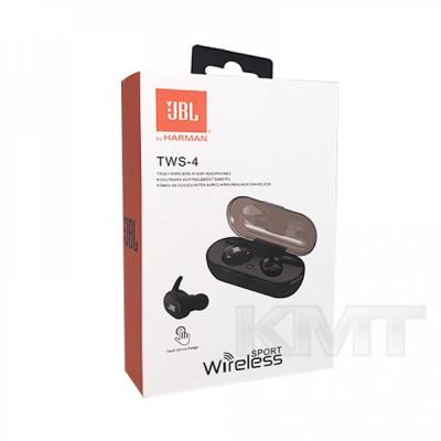 Наушники Bluetooth JBL TWS4 — Black