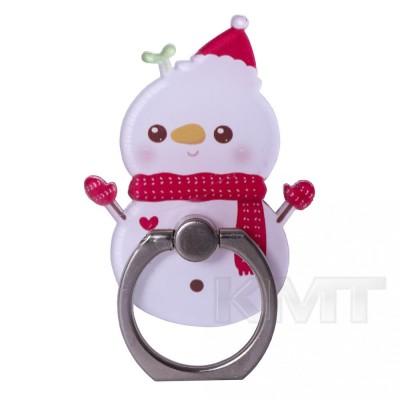 Кольцо держатель « New Year  »  — Snowman
