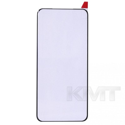 Защитное Стекло Full Glue Curved — Samsung S21 Ultra — Black