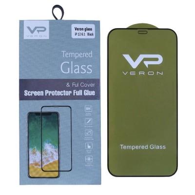Защитное Стекло Veron Slim Full Cover — iPhone 12 ; 12 Pro 6.1