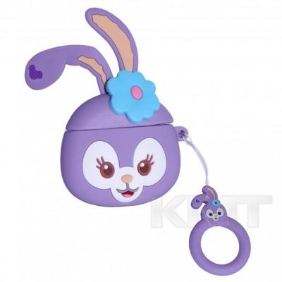 Airpods Case — Emoji Animal series  — Rabbit