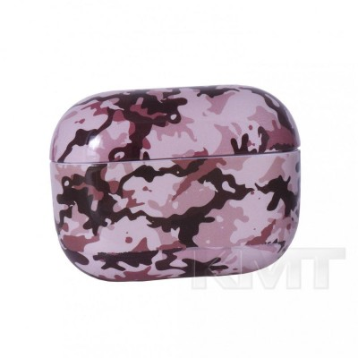 Airpods Pro Military Case  — Pink