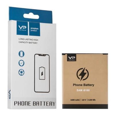 Аккумулятор Veron Samsung i8160 (EB-425161LU) (B100AE)(1500 mAh)