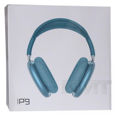 Наушники Bluetooth P9 — Green