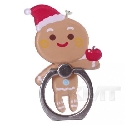 Кольцо держатель « New Year  »  — Gingerbread