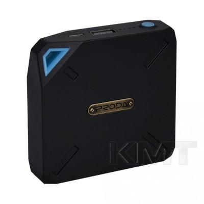 Remax Proda Macro Power Box Power Bank — 10000 mAh — Blue
