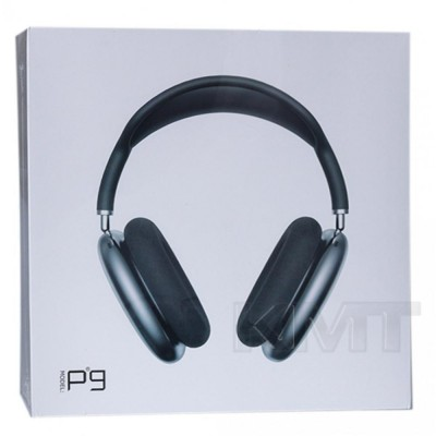 Наушники Bluetooth P9 — Black